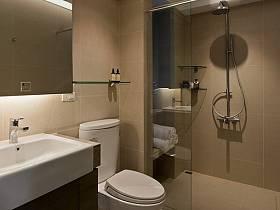 欧式卫生间设计方案