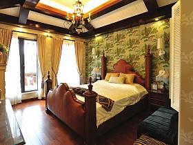 卧室吊顶装修图