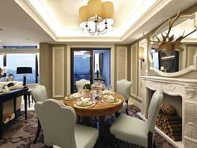 餐厅吊顶设计案例