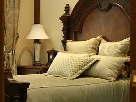 欧式卧室三室两厅两卫装修图