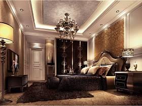 欧式欧式风格卧室效果图