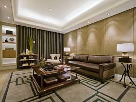 欧式欧式风格客厅别墅设计案例展示