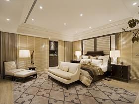 欧式欧式风格卧室别墅效果图