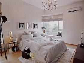 现代卧室吊顶案例展示