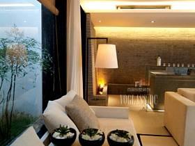 简约简约风格客厅榻榻米设计案例