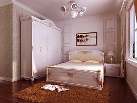 欧式简欧简欧风格卧室案例展示