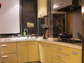 简约简约风格厨房设计图