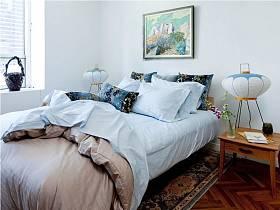北欧卧室图片