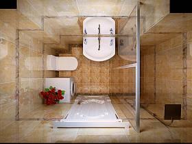 欧式卫生间图片