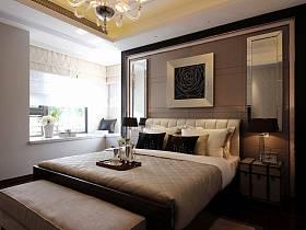 简约卧室设计图
