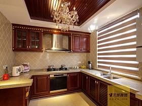 欧式古典欧式古典风格古典风格厨房效果图