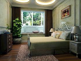欧式卧室装修案例