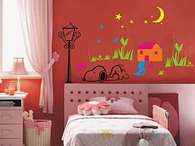 清新儿童房装修图
