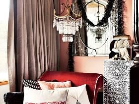 复古复古风格五斗柜椅躺椅设计图