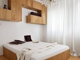 卧室大床装修效果展示