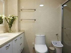 柜子卫浴装修效果展示