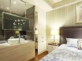 卧室卫浴设计案例展示
