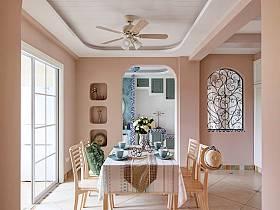精致餐厅餐桌实木餐桌餐桌椅实木餐桌椅椅设计案例展示