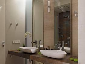 洗手盆卫浴效果图