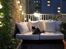 阳台沙发案例展示