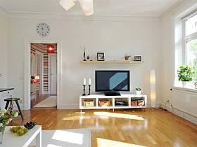 客厅电视柜案例展示