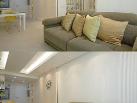 客厅卧室隔断设计方案