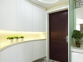 玄关玄关柜柜子设计案例