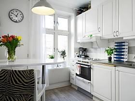 厨房单身公寓装修案例