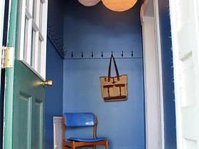 玄关椅子玄关柜椅设计案例