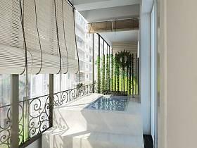 阳台设计案例
