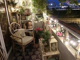 卧室阳台设计案例展示