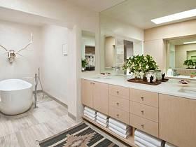 现代洗手盆装修案例