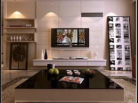 电视墙设计案例展示