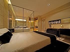 现代简约韩式卧室设计方案
