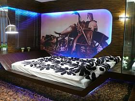 后现代卧室案例展示