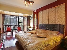 中式明清卧室图片
