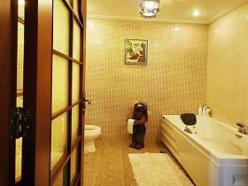 欧式卫生间浴室设计案例展示