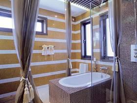 简欧浴室淋浴房装修图