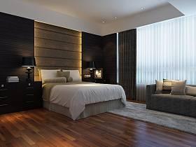 现代简约卧室设计案例