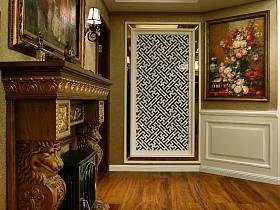 欧式客厅设计案例展示