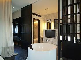 浴室装修图