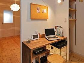 书房电脑桌设计案例
