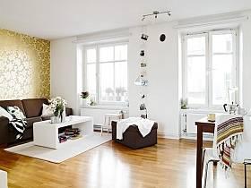欧式欧式风格客厅设计案例展示