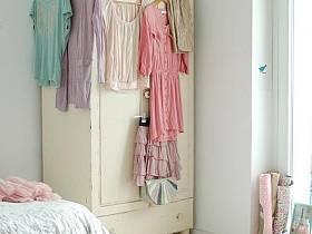 清新卧室衣柜设计案例