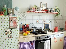 温馨厨房设计案例