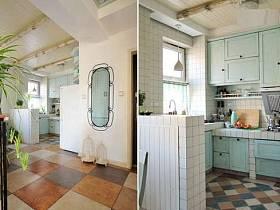 清新厨房设计方案
