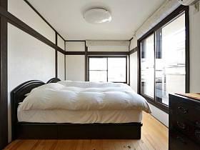 日式日式风格卧室设计图
