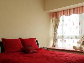 简约温馨卧室案例展示