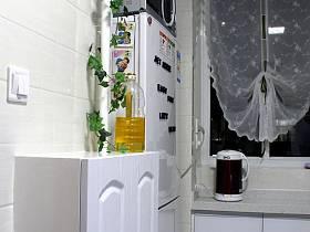 厨房植物柜子案例展示