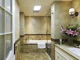 浴室淋浴房图片